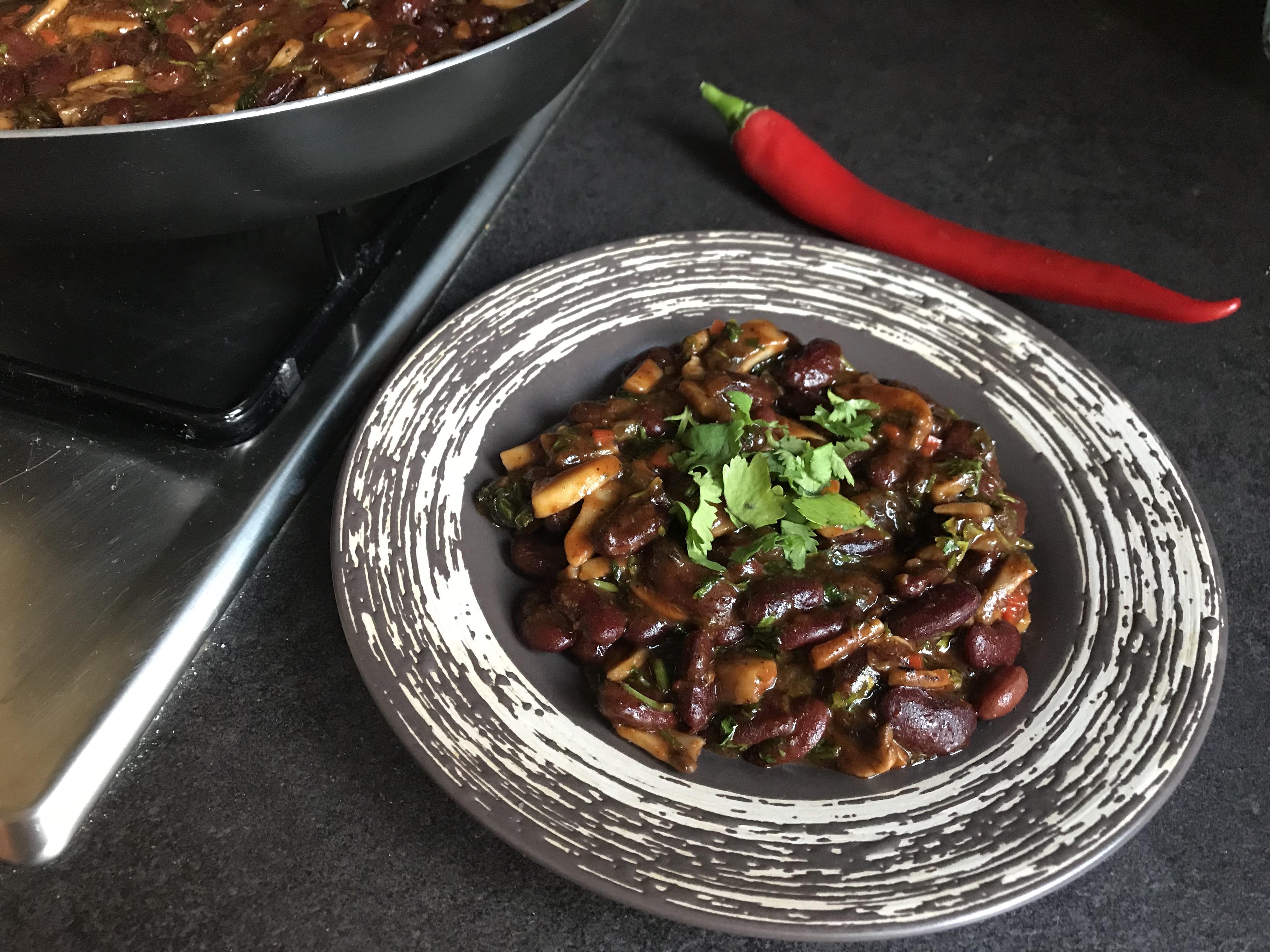 Georgian lobio - vegan recipe | vegansurvive