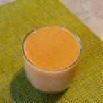 Веганский абрикосовый коктейль за 3 минуты | нищее веган выживание