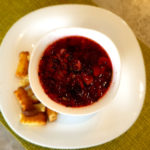 Vegan borscht - tasty and easy vegan recipe| vegansurvive